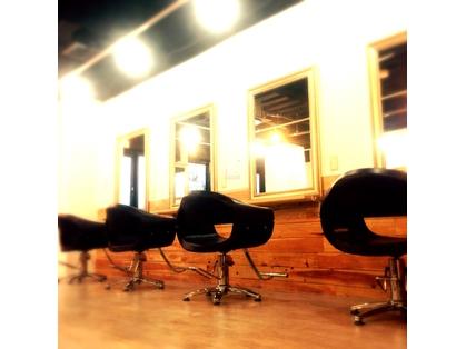 hair and make lucia 梅田茶屋町店 ヘアメドットサロン